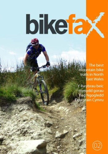 The Best Mountain Bike Trails in North East Wales: Including the Clwydian Range, the Berwyn Mountains, Mynydd Hiraethog, and Coed Llandegla (Bikefax Mountain Bike Guides)