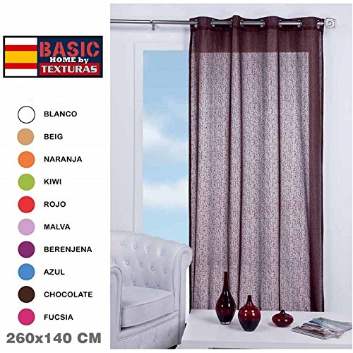 cortinas salon translucidas