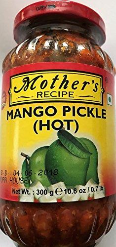 Mango Pickle Hot – Moeder 6x300g