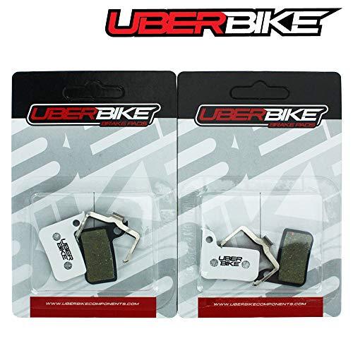 Uberbike SRAM Level Ultimate - Nivel TLM Race Matrix - Pastillas de freno (2 pares)