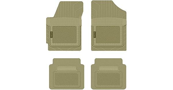 Tan PantsSaver Custom Fit Car Mat 4PC 0815023