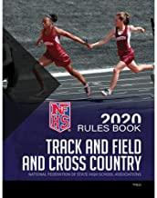 2020 NFHS Track & Field / Cross Country Official Rules Book | National Federation High School | Paperback