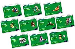 Read Write Inc. Phonics: Green Set 1 Storybooks Mixed Pack of 10