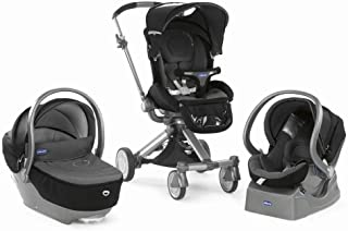 Chicco I-Move Top Baby Stroller - Black