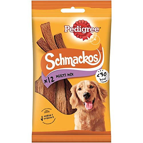 PEDIGREE Schmackos Multi Mix | 18 x 12 St. Hundesnack