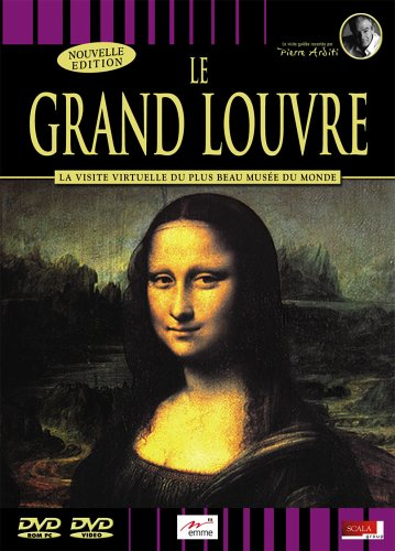 Le Grand Louvre DVD + Prime DVD