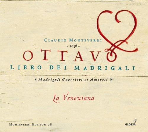 Claudio Monteverdi: 8. Madrigalbuch (1638)