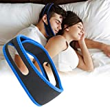 Anti Snoring Chin Strap,Snoring Solution Anti Snoring Devices Effective Stop Snoring Chin Strap for Men Women Adjustable Snore Reduction Chin Straps Snore Stopper Advanced Sleep Aids Better Sleep