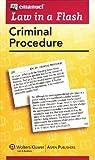 Image of Criminal Procedure Liaf 2007 (Law in a Flash Cards)