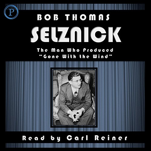 Selznick audiobook cover art