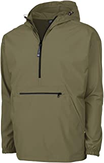Pack-N-Go Wind & Water-Resistant Pullover (Reg/Ext Sizes)