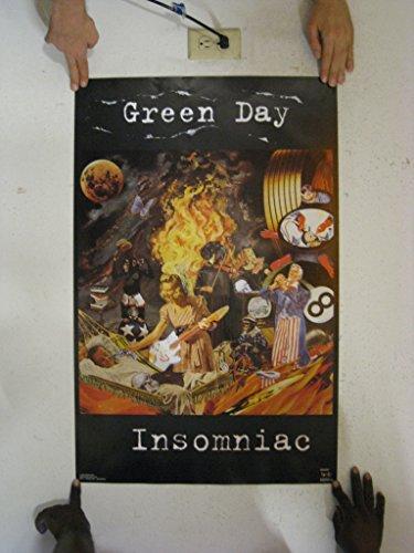 Green Day Poster Insomniac