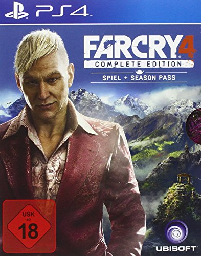 Far Cry 4 - Complete Edition - [PlayStation 4]
