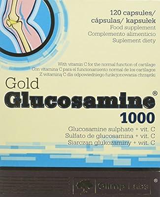 OLIMP Gold Glucosamine 1000 - 120 capsules from Olimp