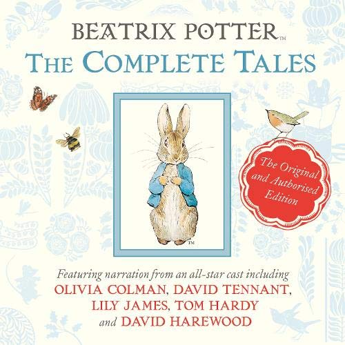 Beatrix Potter: The Complete Tales  By  cover art