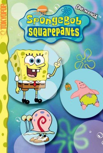 SpongeBob SquarePants SpongeBob Mass Market Edition: Bikini Bottom's Most Wanted (Spongebob Squarepants Graphic)