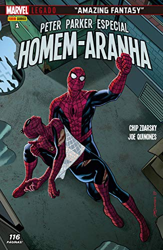 Homem-Aranha: Peter Parker Especial - v. 1