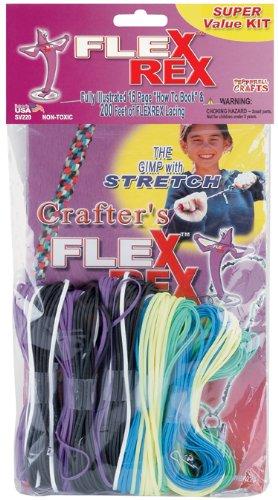 Pepperbell verschillende Flex Rex Super waarde pack-assortiment kleuren