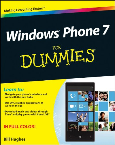 Windows Phone 7 For Dummies (For Dummies Series)