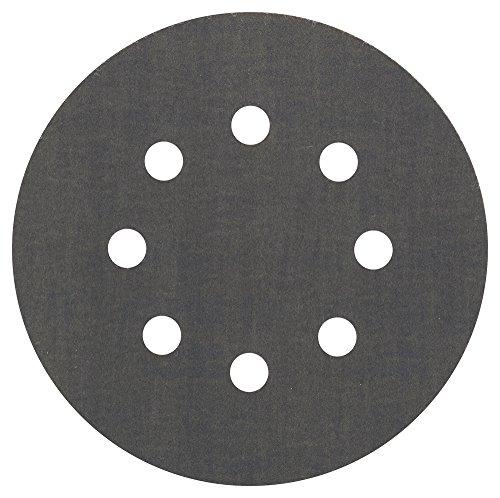Bosch Professional Schleifblatt für Exzenterschleifer Lack und Kunststoff (5 Stück, Ø 125 mm, Körnung 600, F355)