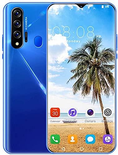 Telefones celulares com Tela HD IPS de 6,5