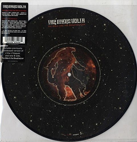 The Bible And The Breathalyzer / L'Via L'Viaquez (Picture Disc)