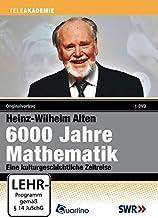 6000 Jahre Mathematik - Heinz-Wilhelm Alten [Alemania] [DVD]