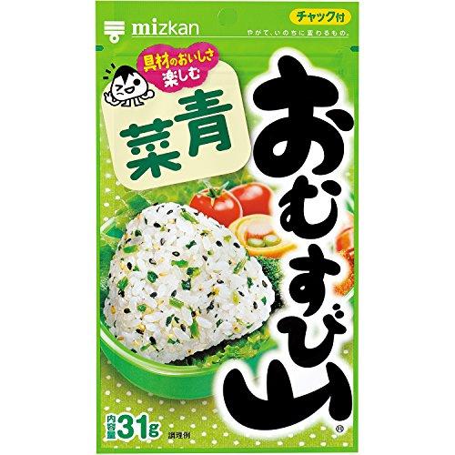 Mizka おむすび山 青菜 袋31g [8753]