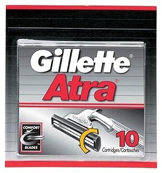 Best gillette atra razor blades Reviews