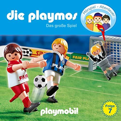 Das große Spiel. Das Original Playmobil Hörspiel Titelbild