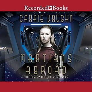 Martians Abroad cover art