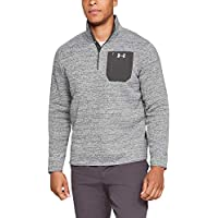 Under Armour Men's Specialist Henley 2.0 1/4 Zip T-Shirt