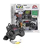 Best Kids Plug And Play Video Games - EA Sports Controller with Two TV Games Review