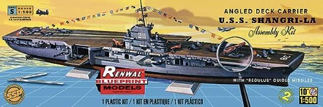 Revell USS Shangri-LA SSP Plastic Model Kit