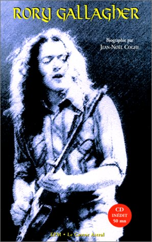Rory Gallagher (avec CD audio)