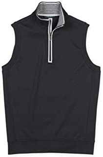 Lux Pima Leaderboard 1/4 Zip Vest