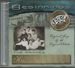 Beginnings Collectors Sgma Series Hall of Fame