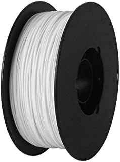 Flashforge® PLA 3D Printing Filament 1.75mm 0.5KG/Roll for Finder and Adventurer 3((White)