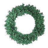 Froadp Elegante Guirnalda de Navidad Guirnalda de Puerta Decoración navideña para...
