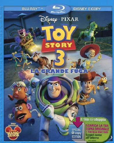 Toy Story 3 - La Grande Fuga (Special Edition) (2 Blu-Ray+E-Copy)