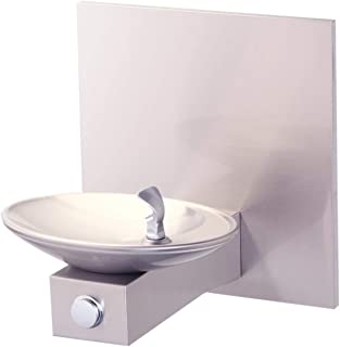Halsey Taylor 7634007883FR OVL-II Wall Mounted ADA Outdoor Rated Drinking Fountain