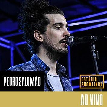 Pedro Salomão no Estúdio Showlivre (Ao Vivo)
