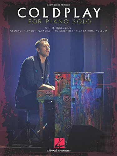 Coldplay for Piano Solo Piano