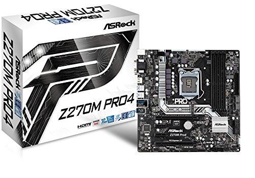 ASRock Motherboard Motherboards Z270M PRO4