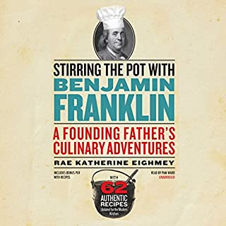 Stirring the Pot with Benjamin Franklin audiobook cover art
