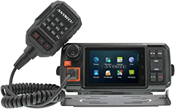 ANYSECU 4G-W2 N60 3G/4G LTE FDD Mobile Radio IP Network PTT Radio Work with ZELLO/Real PTT