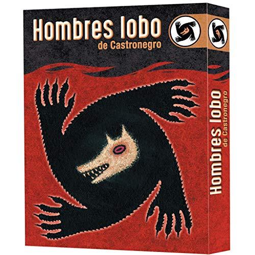 Zygomatic Castronegro-Nueva Edición-¡Descubre a los Hombres Lobo Antes de Que te den Caza, Color (ASMWER01ES)