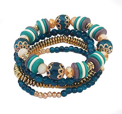 1 Vintag Armkette, schöne Armband, Armkette mit Gebetsperlen, Fashion Trend, schöne Accessoires AK24