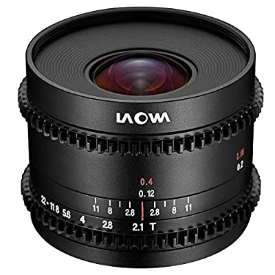 Venus Laowa 7.5mm T2.1 Cine Lens for MFT from Venus