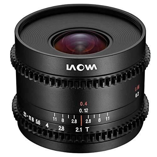 Venus Laowa 7.5mm T2.1 Cine Lens for MFT